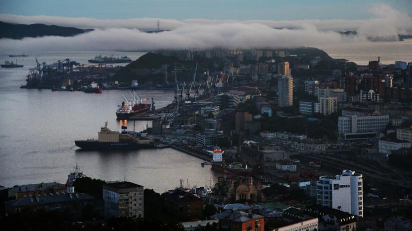 Кабмин направит средства на обустройство Владивостока и Комсомольска-на-Амуре