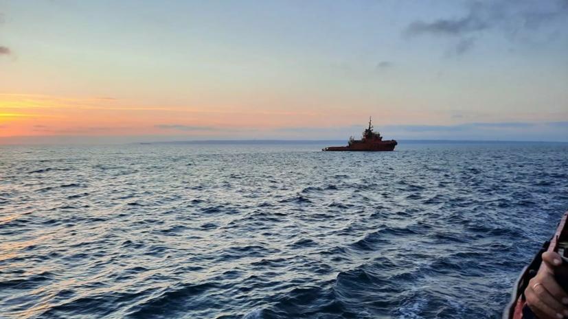 Оман направил корабли и самолёты в район инцидента с Asphalt Princess