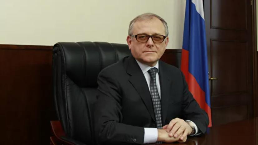 Посол России посетил Министерство внешнеэкономических дел КНДР