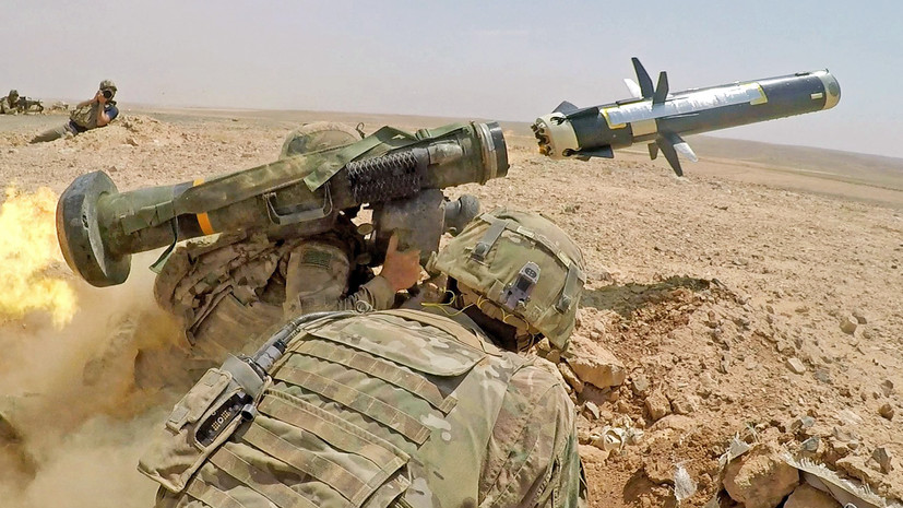 «Символический жест»: зачем США намерены продать Грузии новую партию противотанковых комплексов Javelin