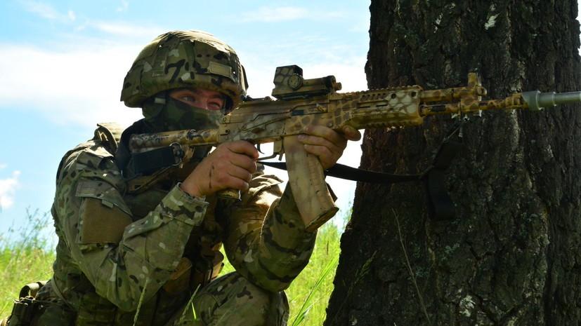 Защита глаз и эффект кривого дула: как нашлемные микродисплеи увеличивают боевой потенциал российской армии