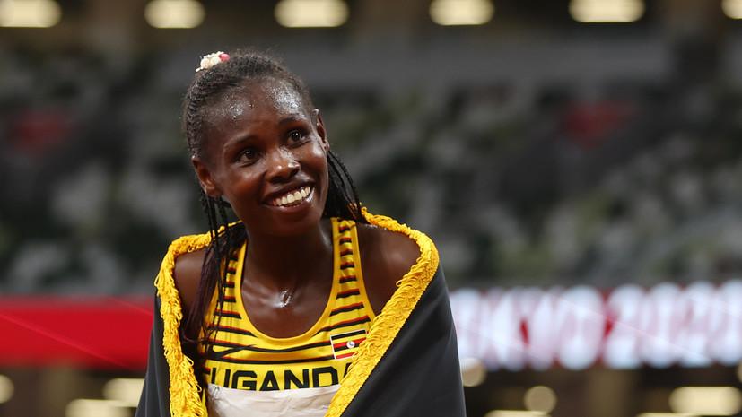 Чемутай стала олимпийской чемпионкой в беге на 3000 м с препятствиями