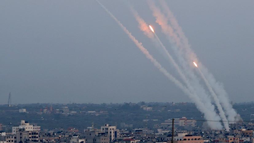 Израильская артиллерия продолжает наносить удары вдоль ливанской границы