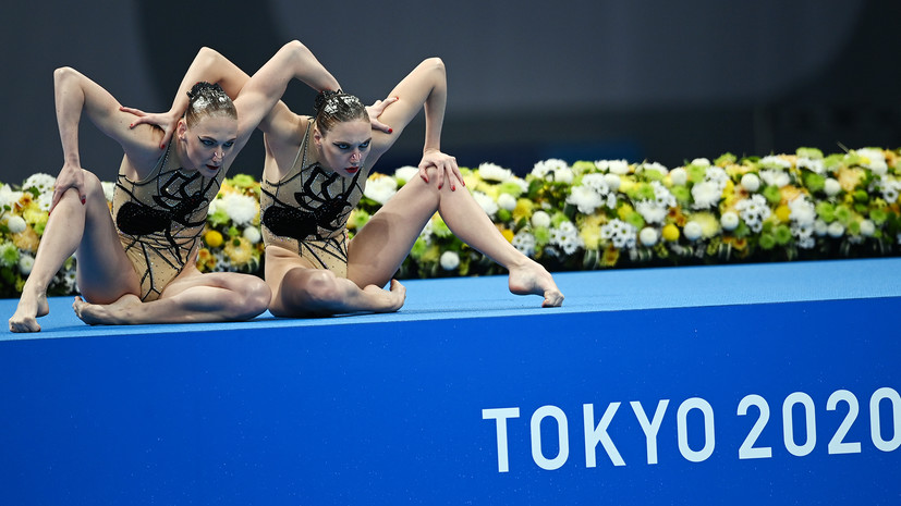 Тренер Ромашиной и Колесниченко призналась, что опасалась отмены Олимпиады