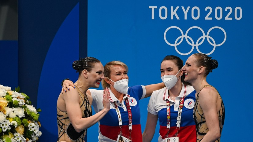 Тренер:превосходствоРомашиной и Колесниченко над соперницамидолжно было составлять четыре-пять баллов