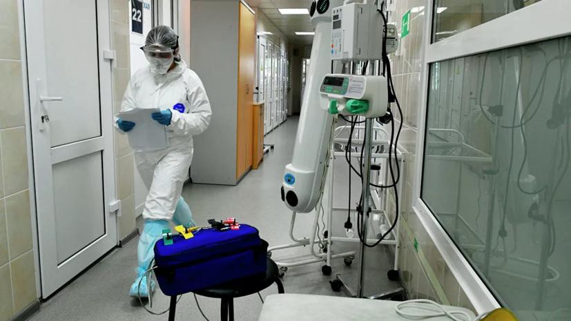 За сутки в России выявили 23 120 случаев коронавируса