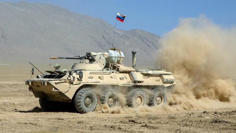 «Укрепление боевого сотрудничества»: как учения России, Таджикистана и Узбекистана повлияют на безопасность региона