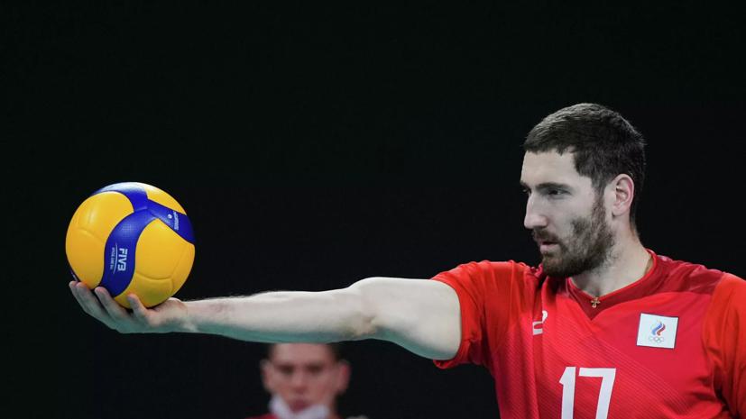 Волейболист Михайлов: в душе всё равно представляем, что играем за Россию на ОИ