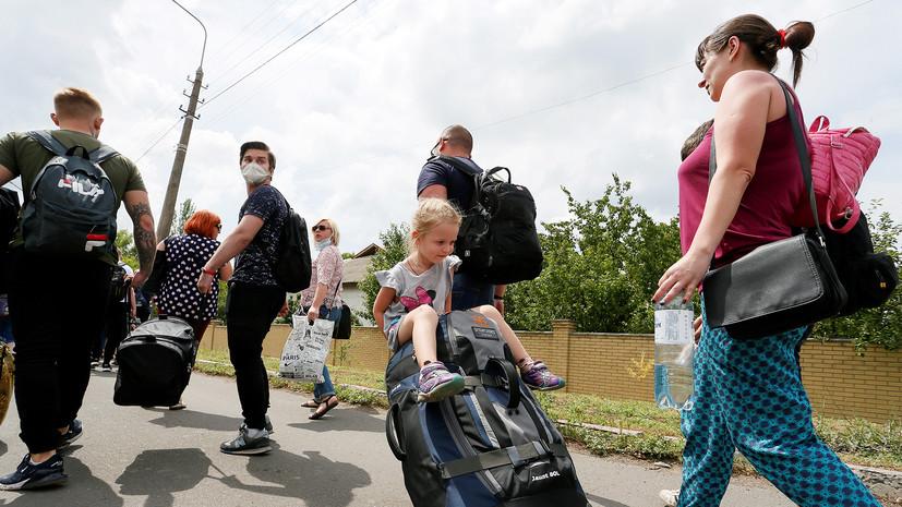 «Преступный подход»: почему Зеленский призвал считающих себя русскими жителей Донбасса уехать в Россию