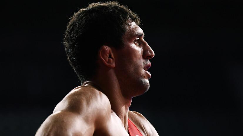 Борец Сидаков вышел в финал Олимпиады в весе до 74 кг