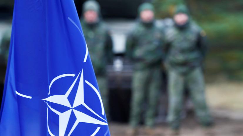 В Белоруссии заявили о наращивании сил НАТО у границ страны