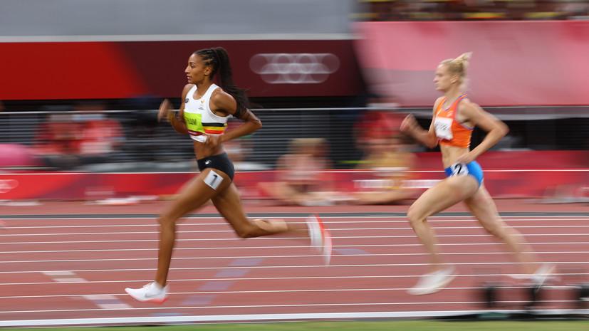 Тиам стала двукратной чемпионкой ОИ в семиборье