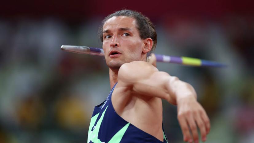 Шкуренёв занял восьмое место в десятиборье на Играх в Токио