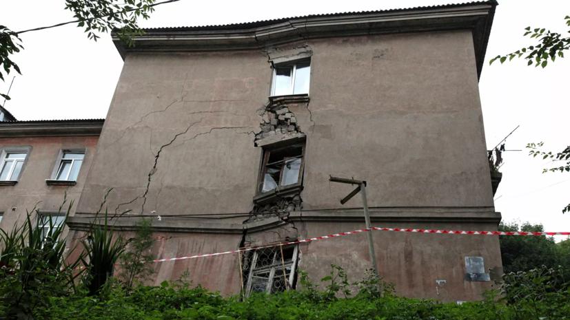 Около 400 жителей Севастополя нуждаются в переселении из аварийного жилья