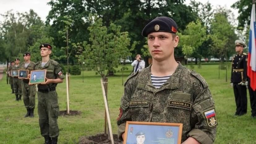 В Петербурге планируется установить монумент в память о морских пехотинцах и десантниках