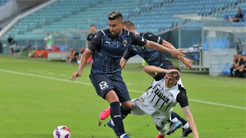 Федотов считает, что «Сочи» потерял бдительность после забитого мяча в ворота «Партизана»