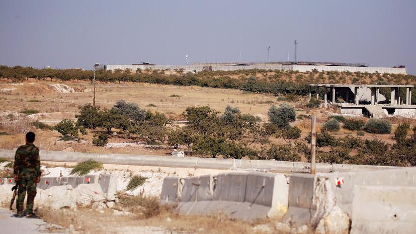 Мирный житель погиб из-за обстрела в сирийской Хаме