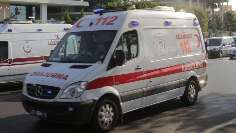 В Ростуризме рассказали о состоянии пострадавших в ДТП россиян в Турции