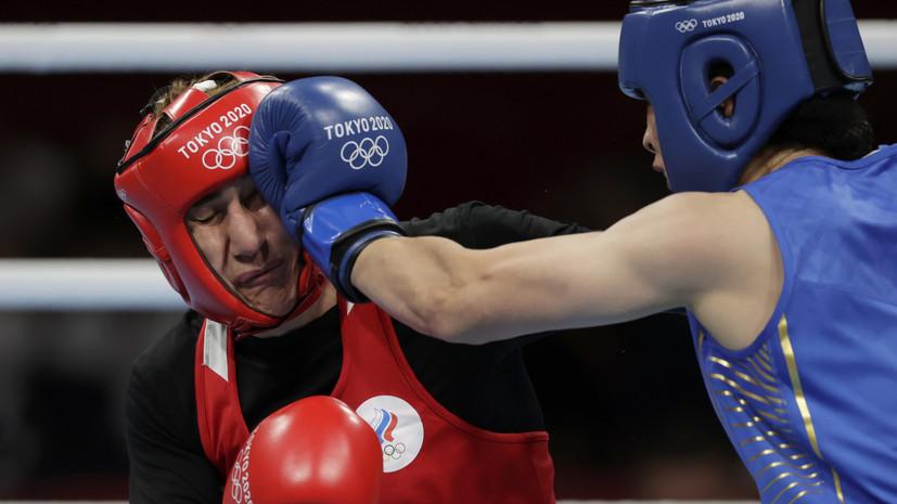 Тренер сборной России по боксу назвал закономерным поражение Магомедалиевой