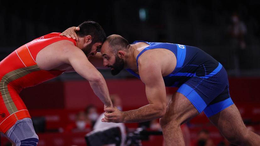 Борец Садулаев вышел в финал ОИ в Токио