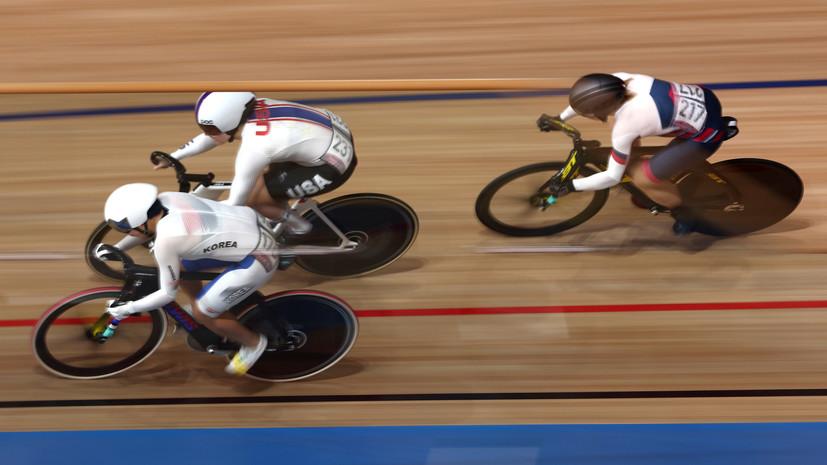 Велогонщица Шмелёва осталась недовольна судейством в кейрине на Играх в Токио