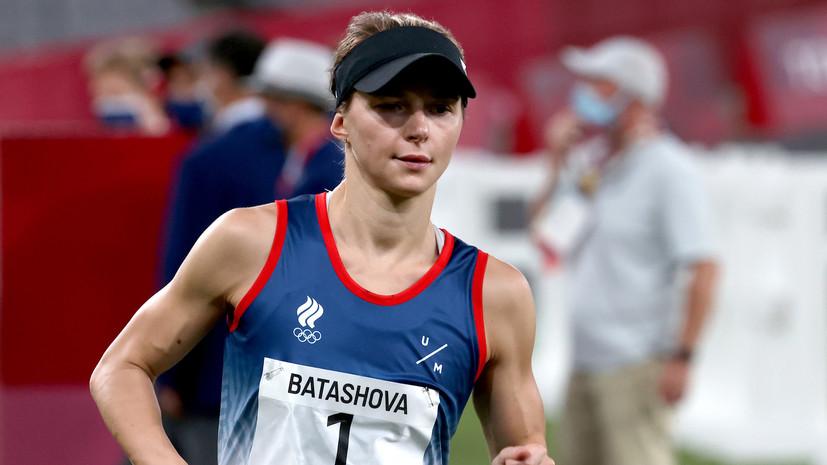 Россиянка Баташова стала 9-й в современном пятиборье на ОИ в Токио