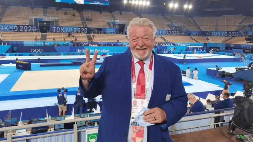 Глава ФСГР подвёл итоги выступления российских гимнастов на ОИ в Токио