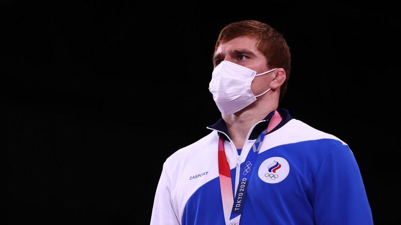 Борец Евлоев заявил о намерении стать двукратным олимпийским чемпионом