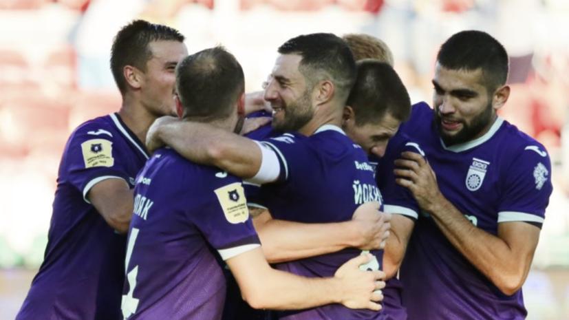«Уфа» сыграла вничью с «Локомотивом» в третьем туре РПЛ