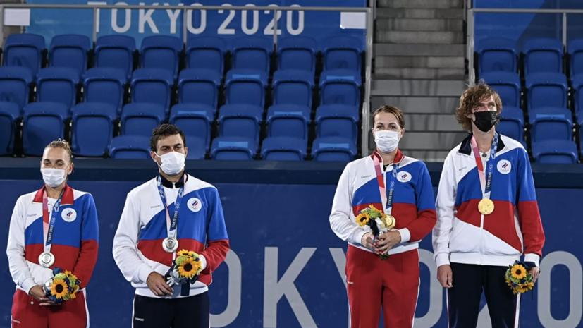 Поздняков: отсутствие допинговых случаев в сборной России на ОИ в Токио — результат работы последних лет