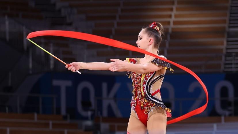 Винер-Усманова: у Арины Авериной не выдержали нервы в финале многоборья