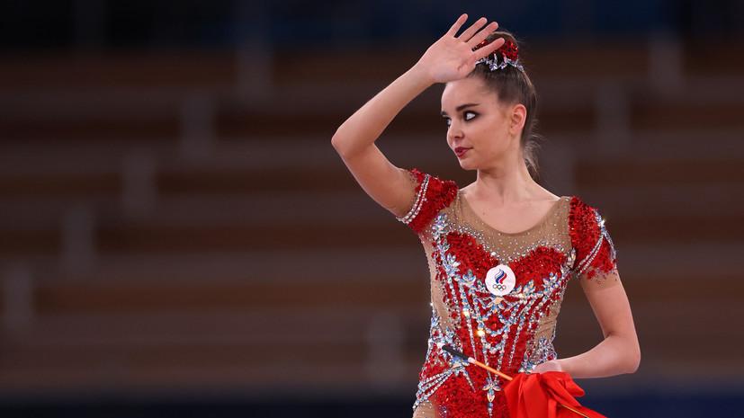 «Дина не проиграла, а выиграла»: Винер-Усманова о судейском произволе на соревнованиях по художественной гимнастике