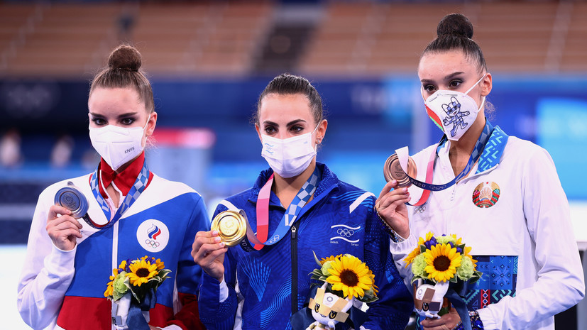 Кудрявцева шокирована судейством в художественной гимнастике на Олимпиаде