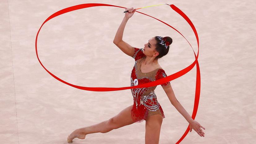 В ОКР намерены добиться разбора ситуации с судейством в художественной гимнастике