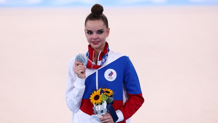 Матыцин оценил выступление Дины Авериной в многоборье на Олимпиаде в Токио