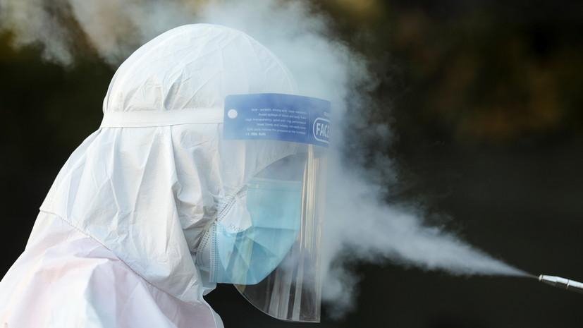 В Румынии за сутки выявили 255 случаев коронавируса