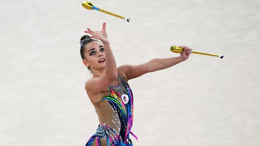 Близнюк: мы вышли биться на Олимпиаде за страну и Дину Аверину