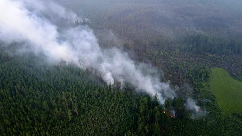 В Якутии пострадавшие от пожара жители села Бясь-Кюель получат выплаты