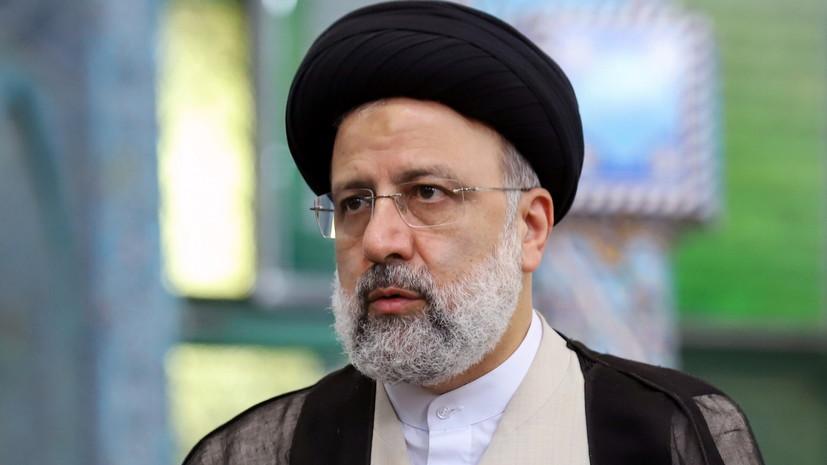 Президент Ирана получил первую дозу иранской вакцины от COVID-19
