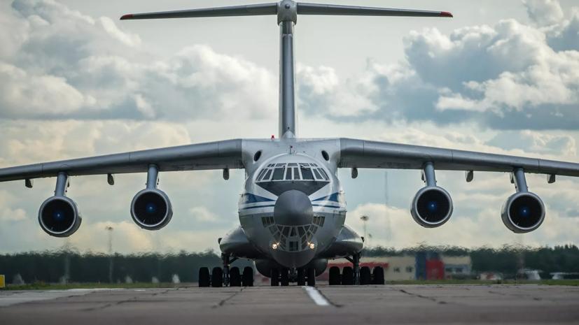 Российские военные вернулись из Узбекистана после учений на границе с Афганистаном