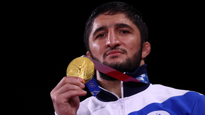 Олимпийский чемпион Садулаев заявил, что не собирается в ММА