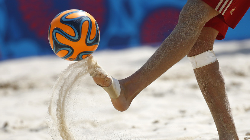 Объявлен состав сборной Испании на ЧМ по пляжному футболу в Москве