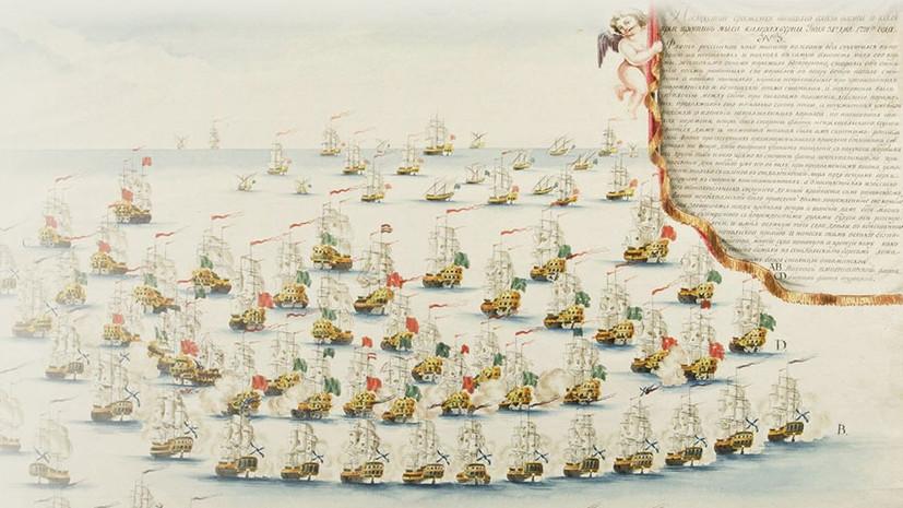 «Турецкий флот утратил боеспособность»: какую роль в истории России сыграло сражение при Калиакрии
