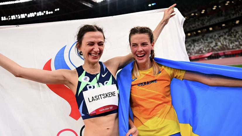 Украинский каратист вступился за легкоатлетку Магучих, которая сделала фото с Ласицкене