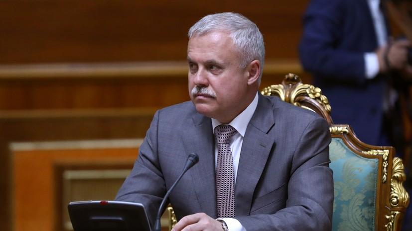 Генсек ОДКБ прибыл в Армению