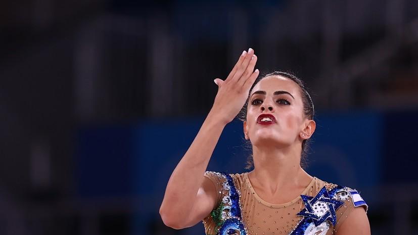 Тренер израильской гимнастки Ашрам отреагировала на жалобы России на судейство