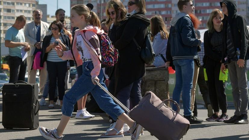В Ростуризме рассказали о спросе на детские туры с кешбэком