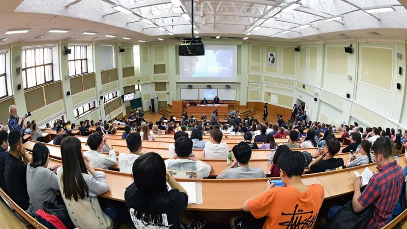 Минобрнауки рекомендует вузам перевести непривитых студентов на удалёнку