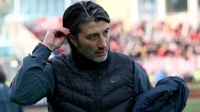 Экс-тренер«Спартака» Якин возглавил сборную Швейцарии по футболу
