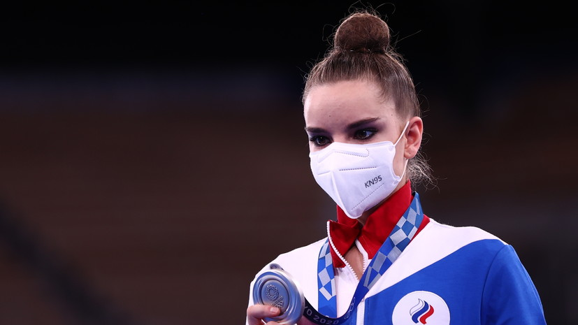 Болгарский тренер по художественной гимнастике: Дина Аверина заслужила золото Игр